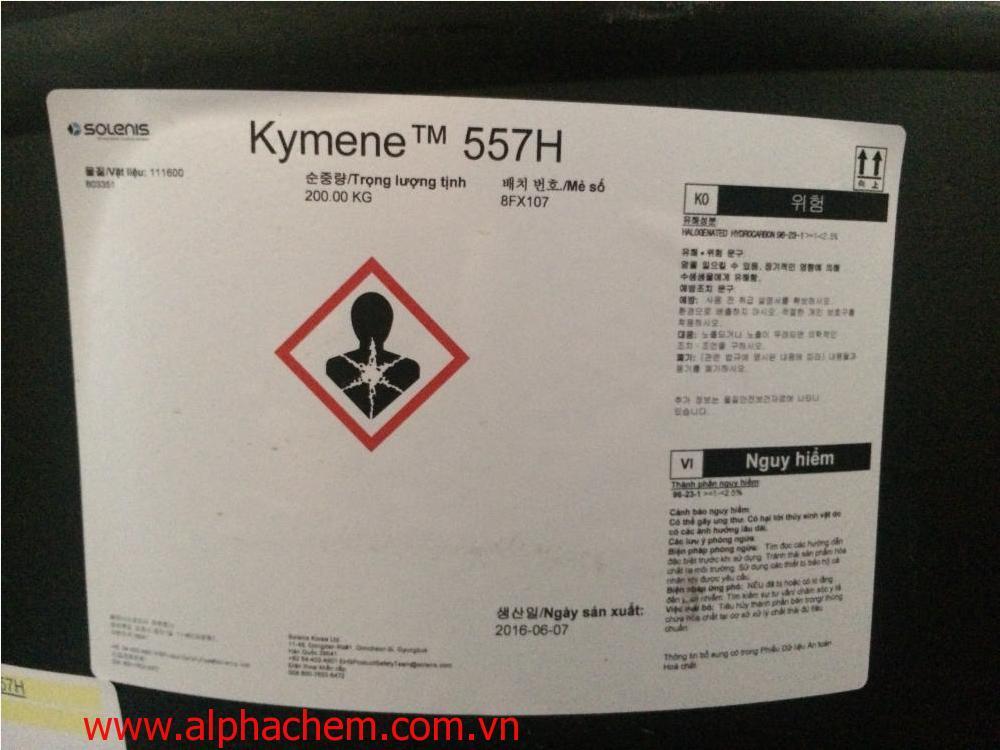 Chất tăng bền ướt Kymene 557H